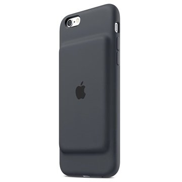 iPhone 6 / 6S Apple Smart Battery Case MGQL2ZM/A - Charcoal Grey