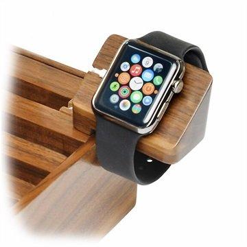 Apple Watch All-Dock Holder - Walnut