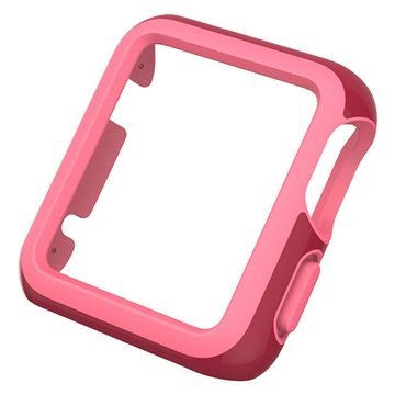 Apple Watch Speck CandyShell Fit Case - 42mm - Red / Pink
