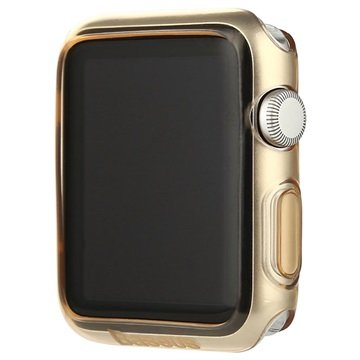 Apple Watch Baseus Simple Series Ultra Slim TPU Case - 38mm - Gold