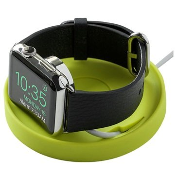 Apple Watch Bluelounge Kosta Charging Station - Lime Green