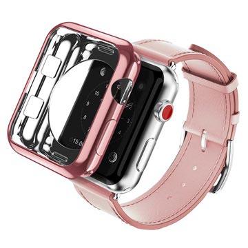 Dux Ducis Gadget Series Apple Watch TPU Case - 38mm - Rose Gold