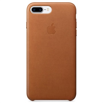 iPhone 7 Plus / iPhone 8 Plus Apple Leather Case MQHK2ZM/A - Brown