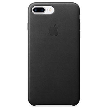 iPhone 7 Plus / iPhone 8 Plus Apple Leather Case MQHM2ZM/A - Black