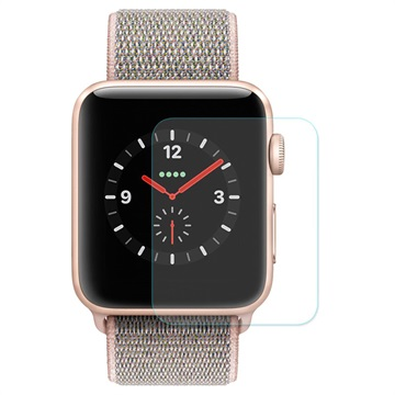 Apple Watch Series 3 38mm Hat Prince Tempered Glass Screen Protector
