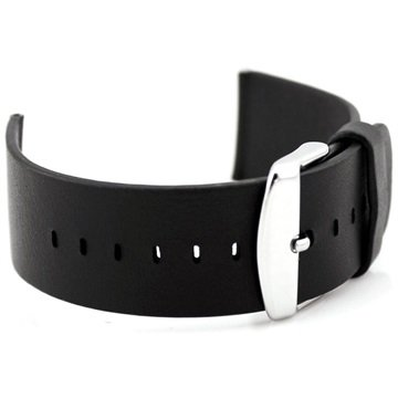 Apple Watch Leather Wristband - 38mm - Black