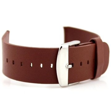 Apple Watch Leather Wristband - 38mm - Brown
