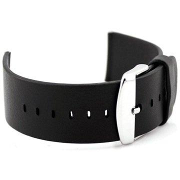 Apple Watch Leather Wristband - 42mm - Black