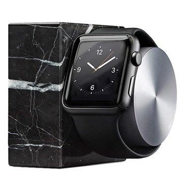 Apple Watch Native Union Marble Edition Dock - Black