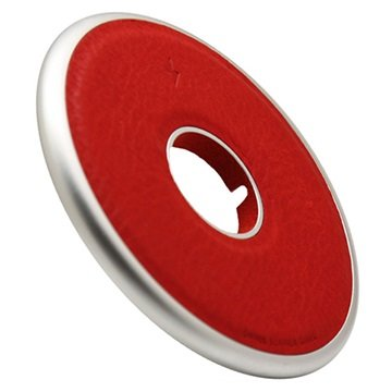 Apple Watch SLG Design D6 Minerva Charging Stand - Red