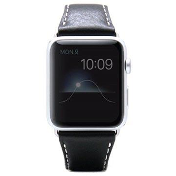 Apple Watch SLG Design D6 Minerva Wristband - 38mm - Black