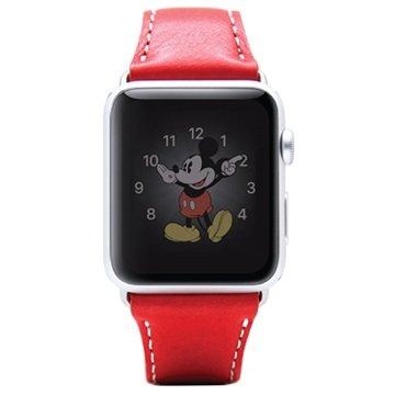 Apple Watch SLG Design D6 Minerva Wristband - 38mm - Red
