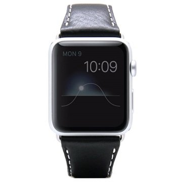 Apple Watch SLG Design D6 Minerva Wristband - 42mm - Black