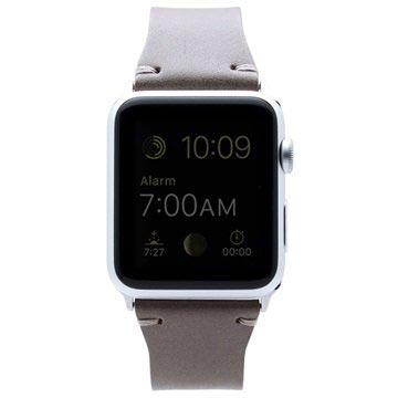 Apple Watch SLG Design D7 Buttero Wristband - 42mm - Beige