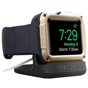 Spigen S350 Apple Watch Night Stand - Black