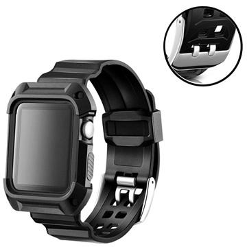 Apple Watch Sports TPU Wristband - 38mm - Black