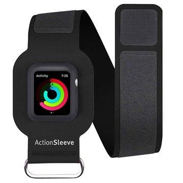 Apple Watch Series 1/2 Twelve South ActionSleeve Armband - 42mm - Black
