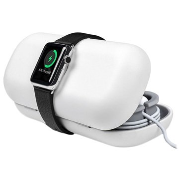 Apple Watch Twelve South TimePorter Stand - White