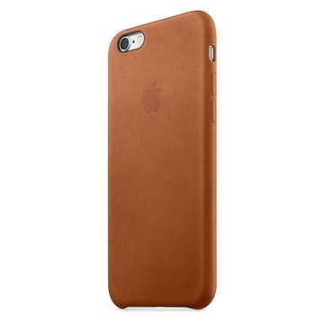 iPhone 6 / 6S Apple Leather Case MKXT2ZM/A - Saddle Brown