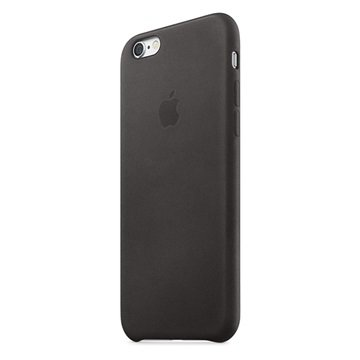 iPhone 6 / 6S Apple Leather Case MKXW2ZM/A - Black