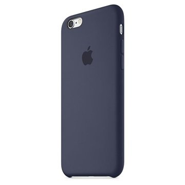 iPhone 6 / 6S Apple Silicone Case MKY22ZM/A - Midnight Blue