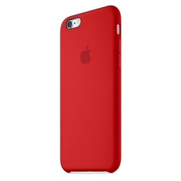 iPhone 6 / 6S Apple Silicone Case MKY32ZM/A - Red