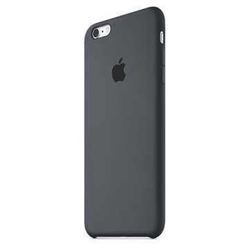 iPhone 6 Plus / 6S Plus Apple Silicone Case MKXJ2ZM/A - Black