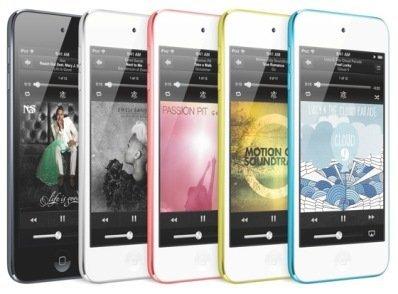 Fifth Generation iPod Touch