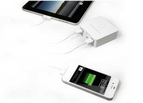 Mobile device battery pack