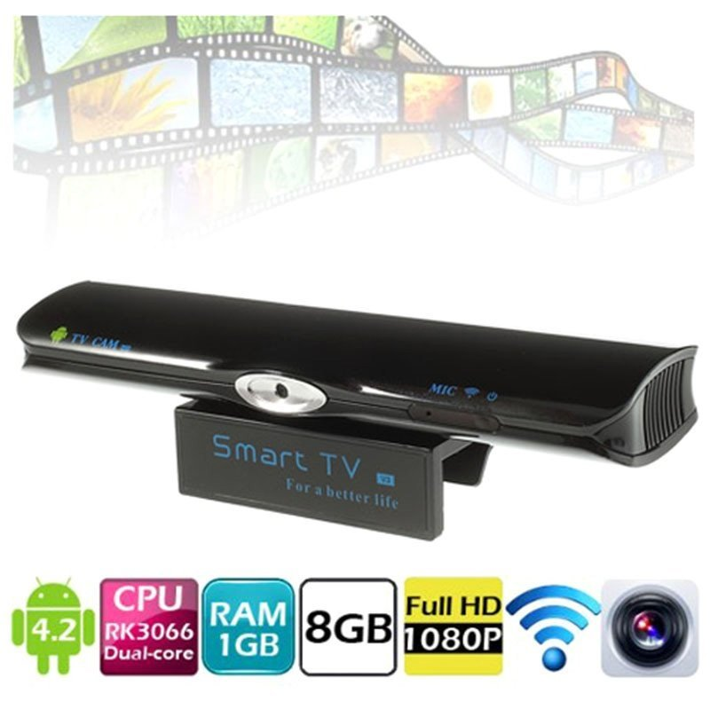 Android 4.2 Dual Core A9 Smart TV Box V3.