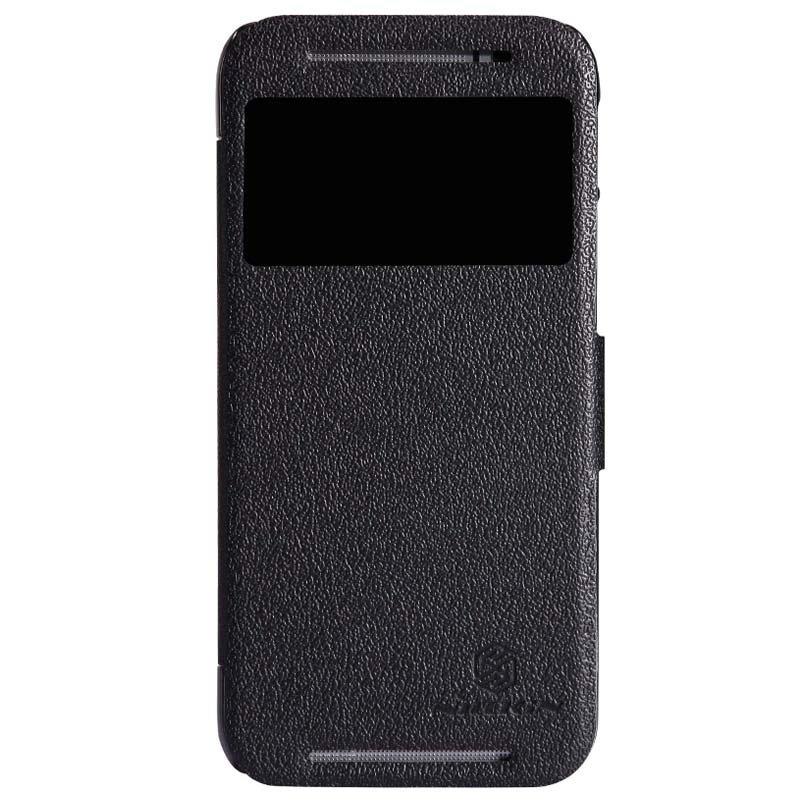 HTC One M8 Nillkin Leather Case
