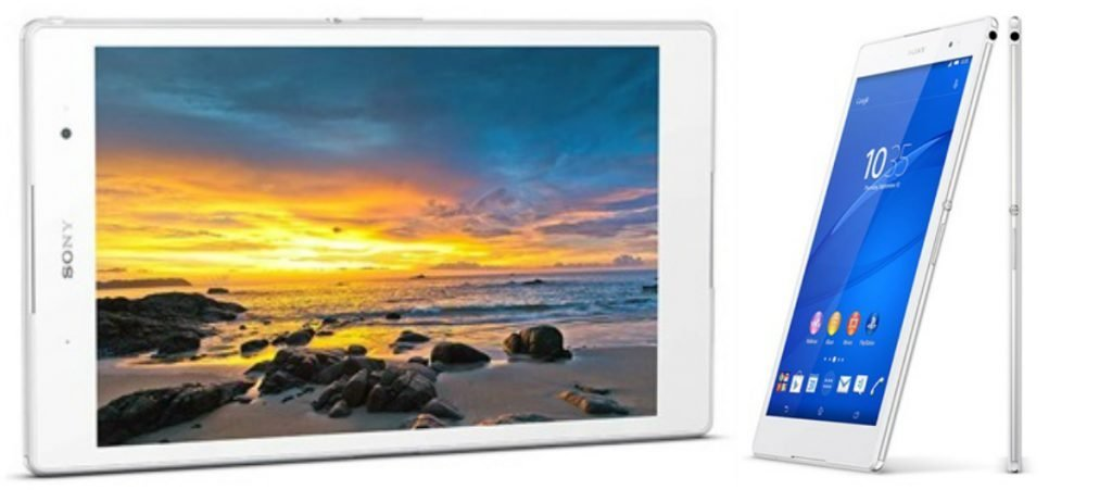 Win an Xperia Z3 Tablet Compact