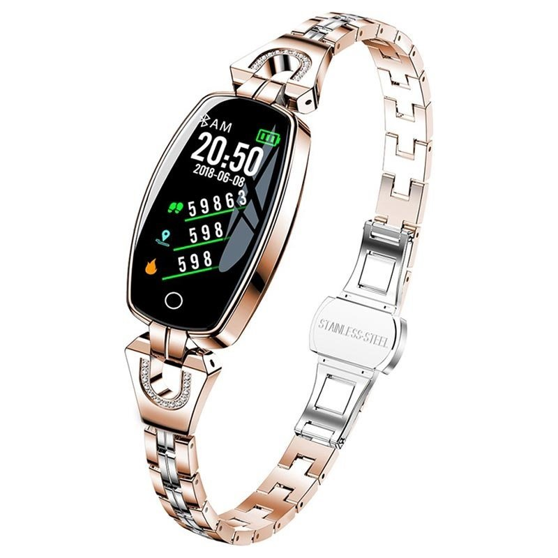 Elegant activity tracker for women