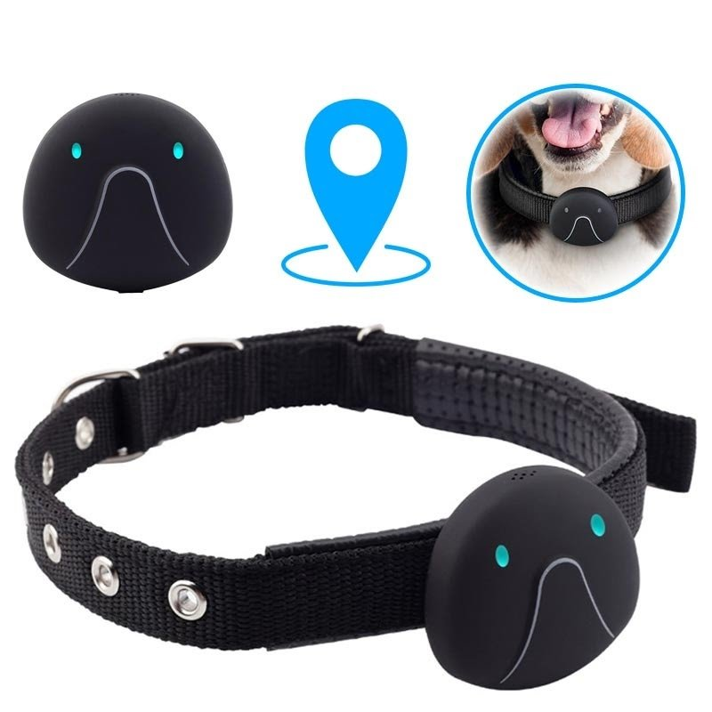 F9 smart collar with GPS