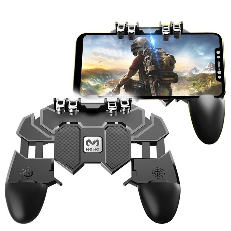 Universal gamepad from Memo