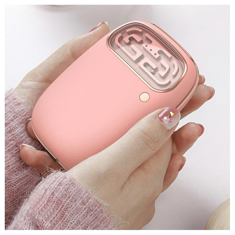 Hand warmer & power bank from Maze