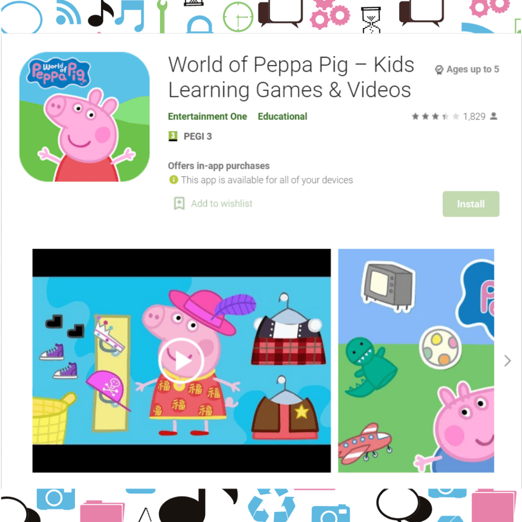 Entertainment One Learning App