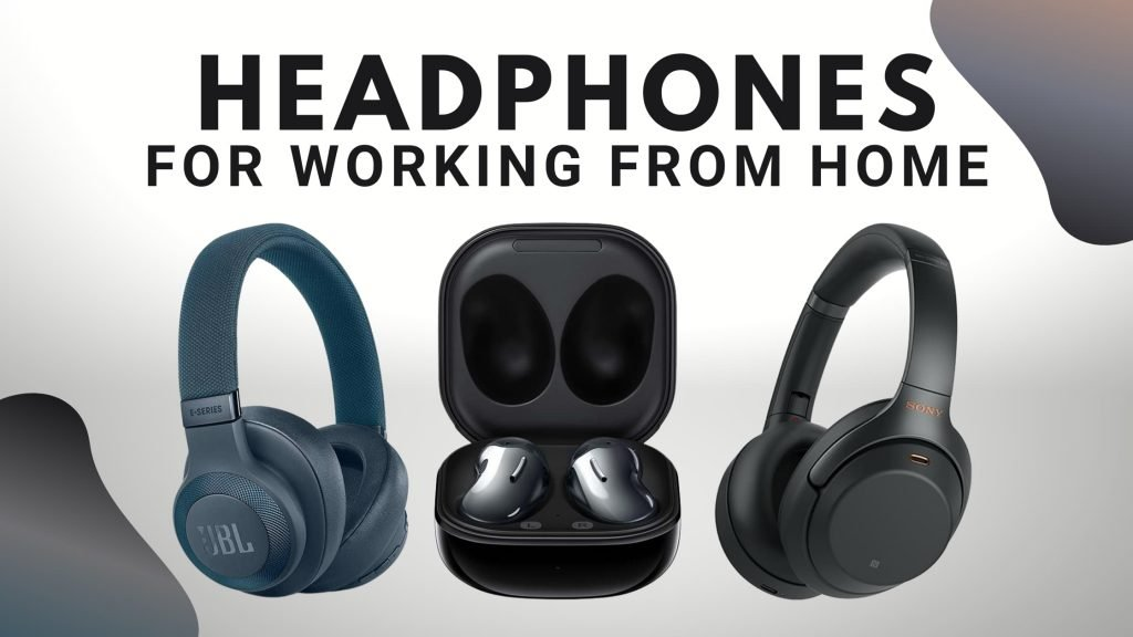 Headphones for Home Office