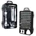 115-in-1 Multifunctional Magnetic Screwdriver & Opening Tool Set