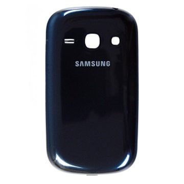 Samsung Galaxy Fame S6810 Battery Cover - Blue