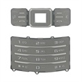 Samsung I7110 Pilot Keypad Set Latin - Grey