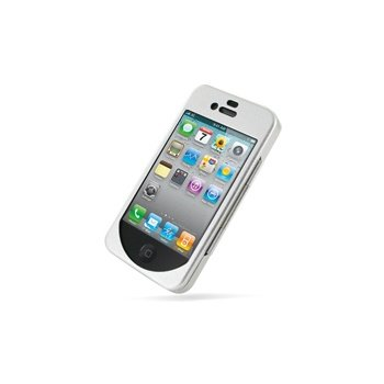 iPhone 4 / 4S Metal Case - Silver