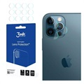 3MK Hybrid iPhone 12 Pro Camera Lens Tempered Glass Protector - 4 Pcs.