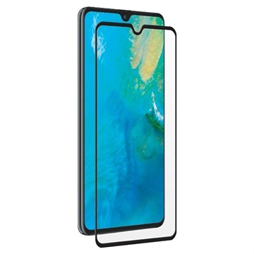 3Sixt Edge to Edge Huawei Mate 20 Tempered Glass Screen Protector - Black