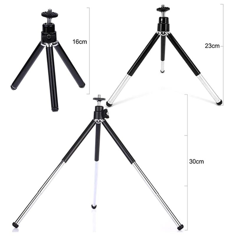 4K Universal 22X Optical Zoom Telescope Camera Lens with Tripod