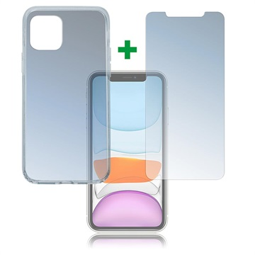 4smarts iPhone 11 360 Protection Set - Clear