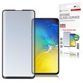 4smarts Colour Frame Glass Samsung Galaxy S10e Screen Protector - Black