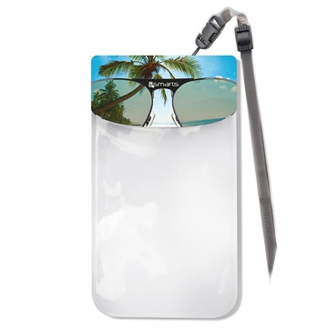 4smarts Copacabana Waterproof Case - 6""