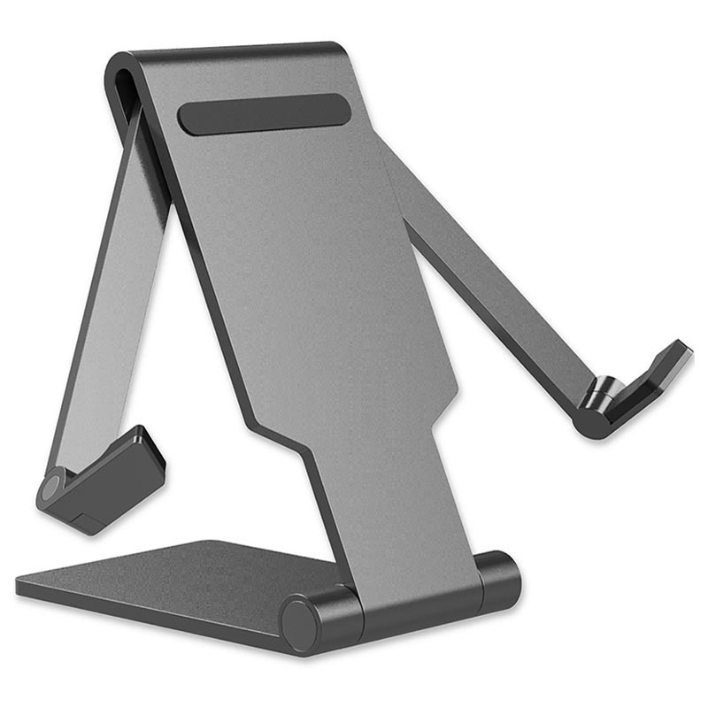 4smarts Fold Universal Smartphone / Tablet Stand - Grey -