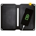 4smarts Foldable Solar Panel - USB-A, 10W - Black